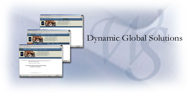 Dynamic Global Solutions