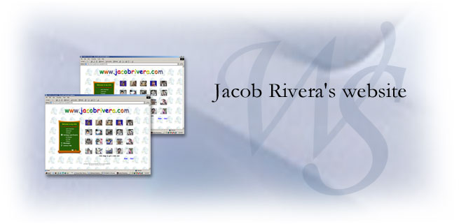 Jacob Rivera's Site