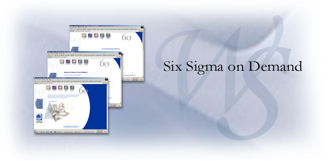 Six Sigma on Demand